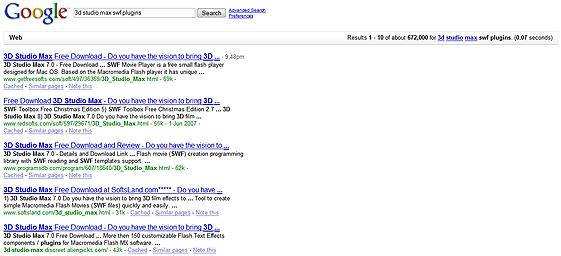 reklamsız google